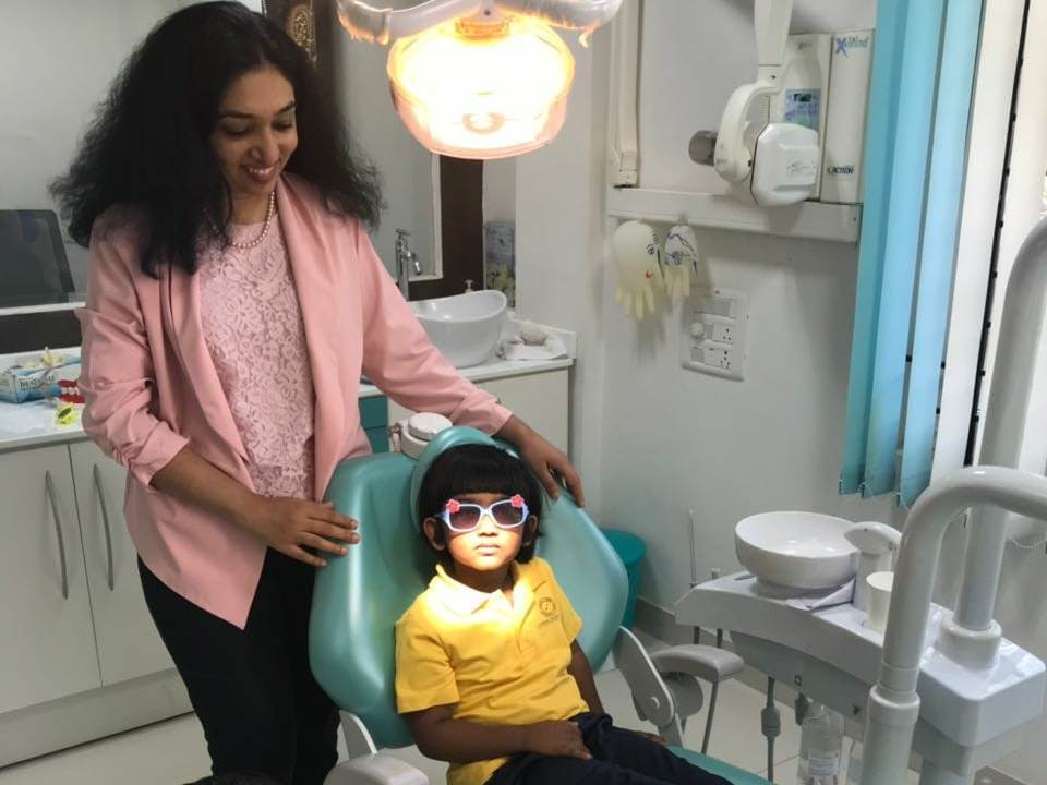 Dr. Sai Keerthi Sundar, Pediatric Dentist in Whitefield, Bangalore