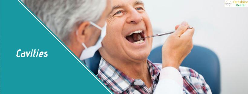 Cavities | Best Dental Treatment in Whitefield | Sunshine Dental