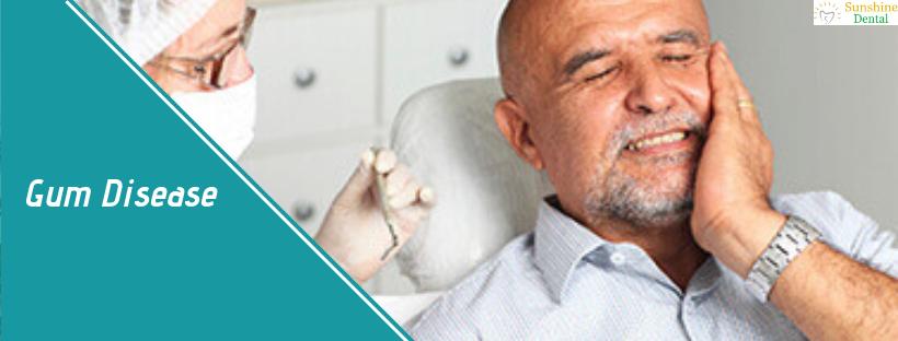 Gum Disease | Best Dental Treatment in Whitefield | Sunshine Dental