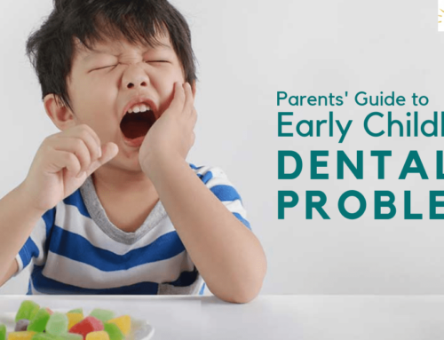 A Parents' Guide to Early Childhood Dental Problems