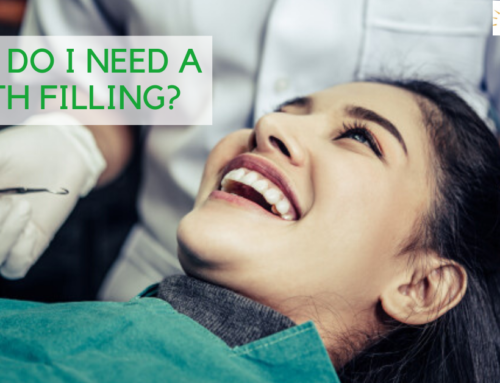 When do I need a tooth filling?