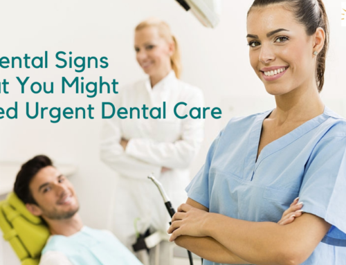 5 Dental Signs That You Might Need Urgent Dental Care