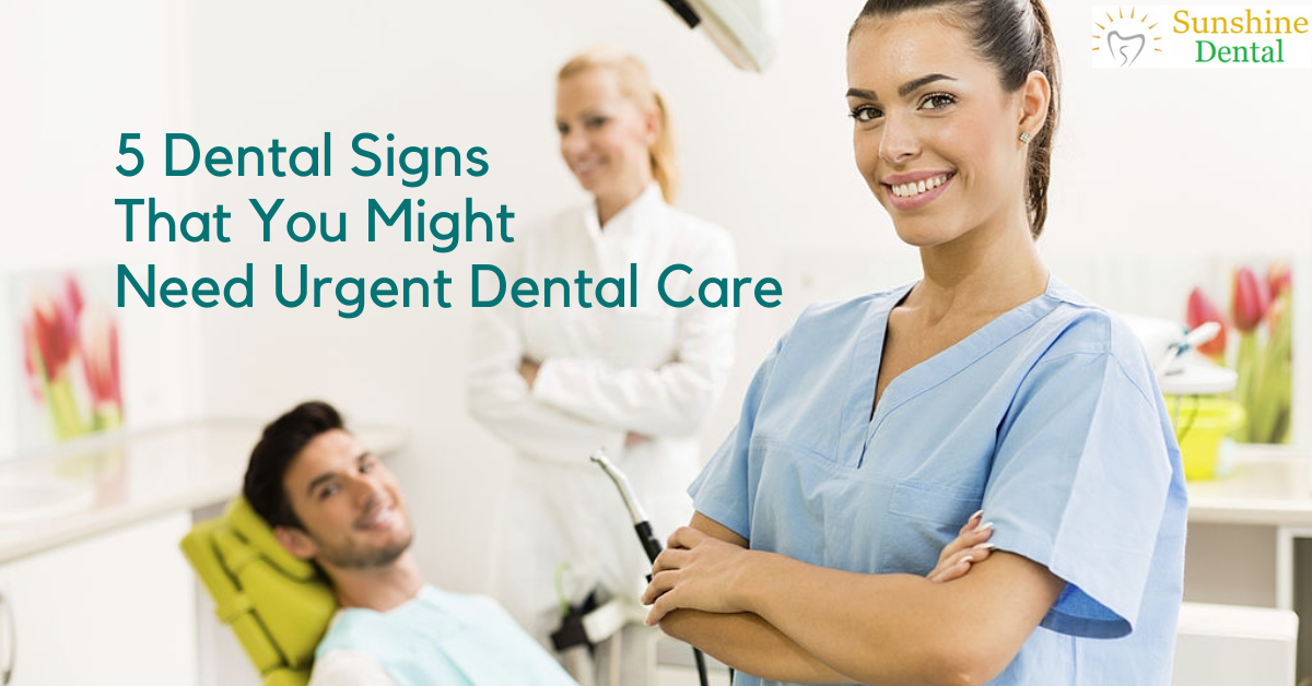 5 Dental Signs That You Might Need Urgent Dental Care | Best Dentist Near Me in Whitefield
