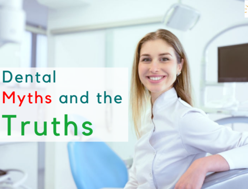 10 Dental Myths and the Truths
