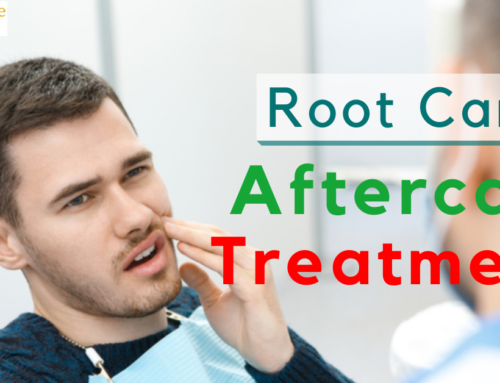 Root Canal Aftercare Treatment